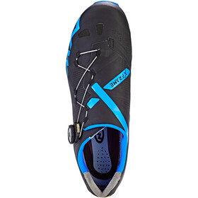 Northwave Extreme GT kengät Miehet, black/blue metal